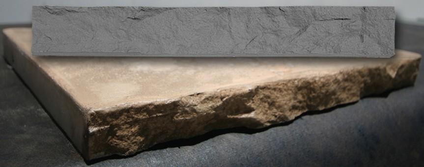 Broken Flagstone 1 1 2 Quot X 8 Stonecrete Systems