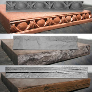 Concrete Countertops Edge Form Molds